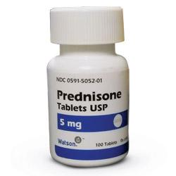 prednisone-tablets